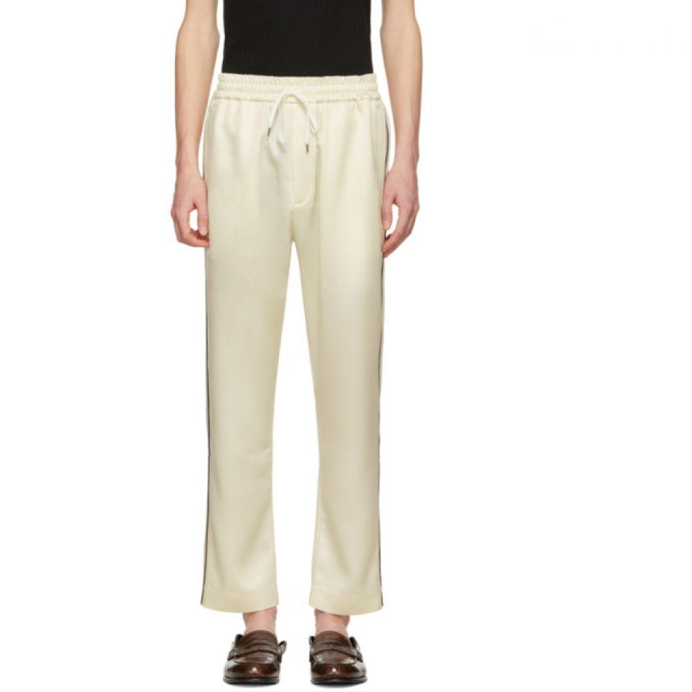 コモン スウェーデン CMMN SWDN メンズ ボトムス・パンツ スウェット・ジャージ【Off-White Buck Lounge Pants】