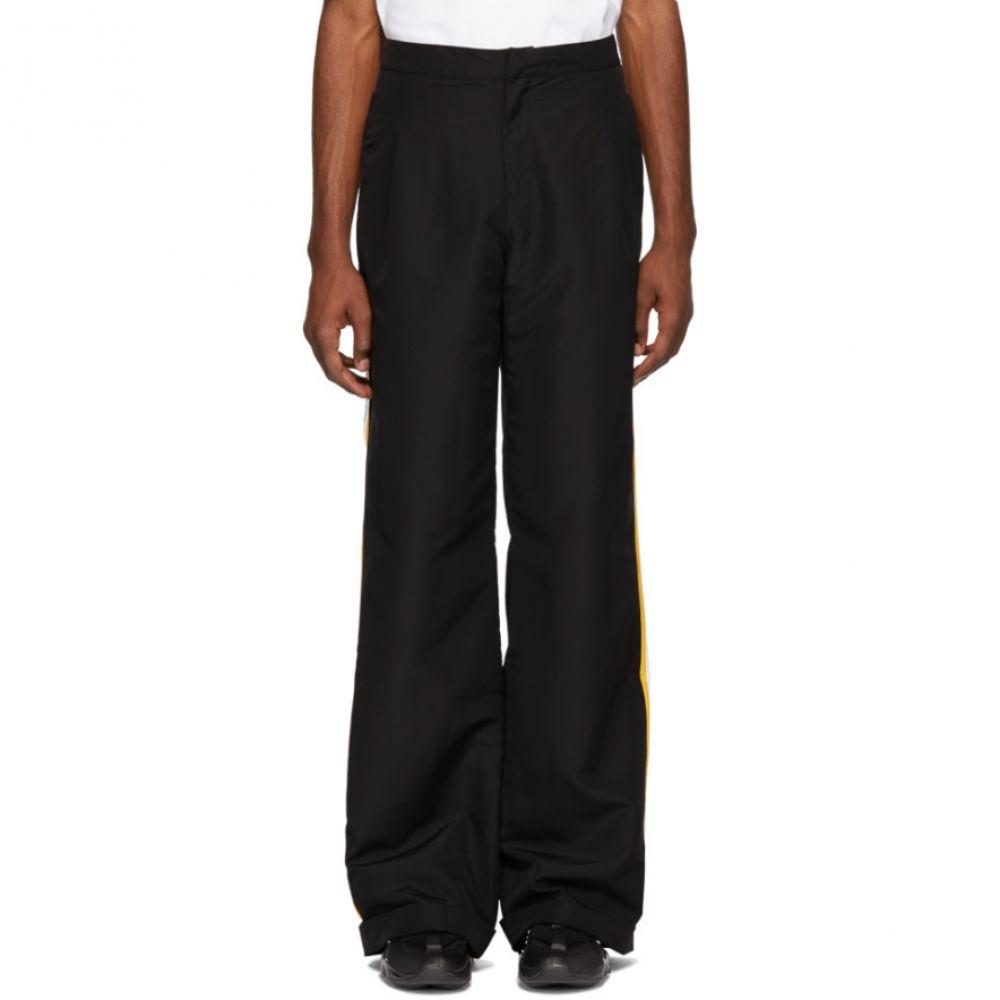 リーボック Reebok by Pyer Moss メンズ ボトムス・パンツ【Black Taped Trousers】