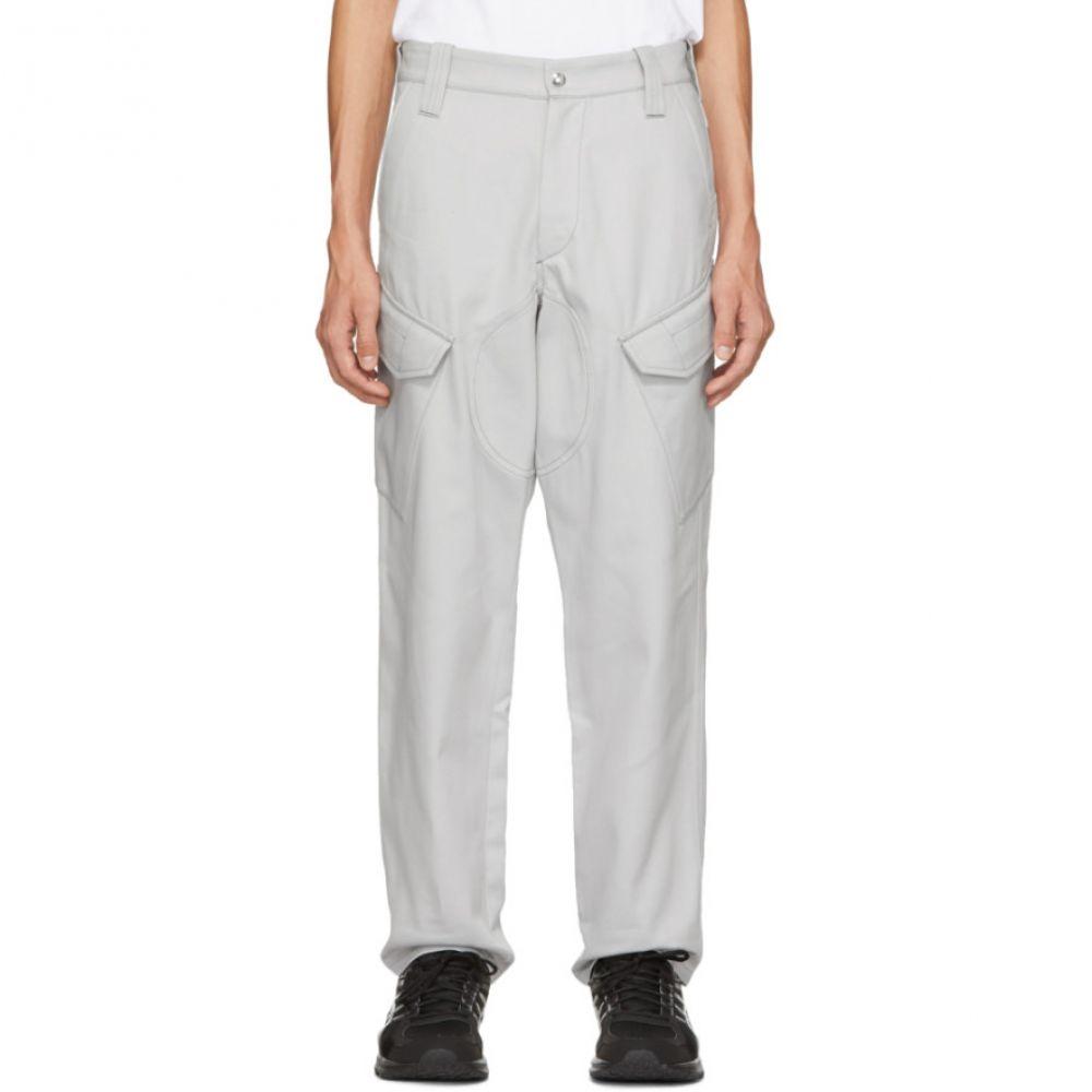 アフィクス Affix メンズ ボトムス・パンツ カーゴパンツ【Grey Service Pants】