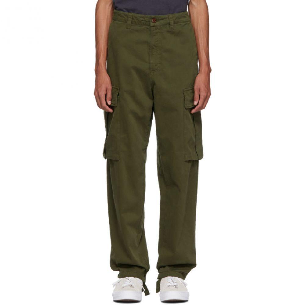 アクネ ストゥディオズ Acne Studios メンズ ボトムス・パンツ カーゴパンツ【Green Loose Cargo Pants】
