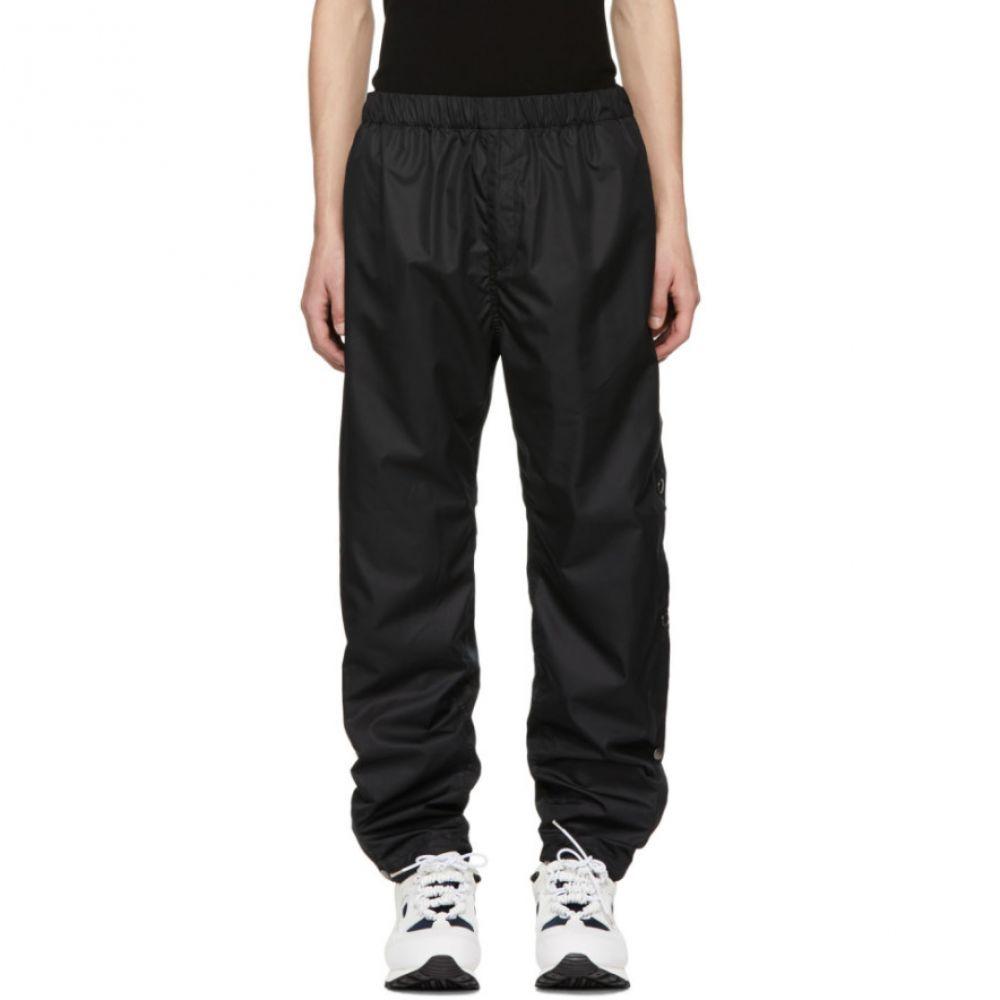 ジバンシー Givenchy メンズ ボトムス・パンツ スウェット・ジャージ【Black Snap Lounge Pants】
