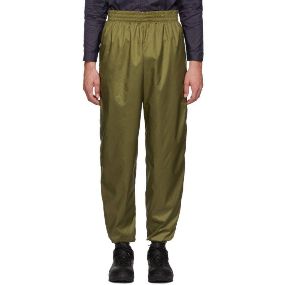 ゲーエムベーハー GmbH メンズ ボトムス・パンツ スウェット・ジャージ【Green Seher Jogging Lounge Pants】