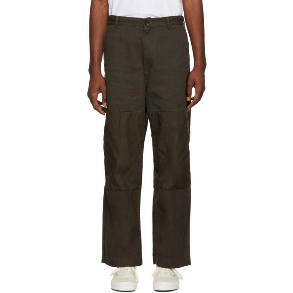 コム デ ギャルソン Comme des Garcons Homme メンズ ボトムス・パンツ【Khaki Mix Trousers】