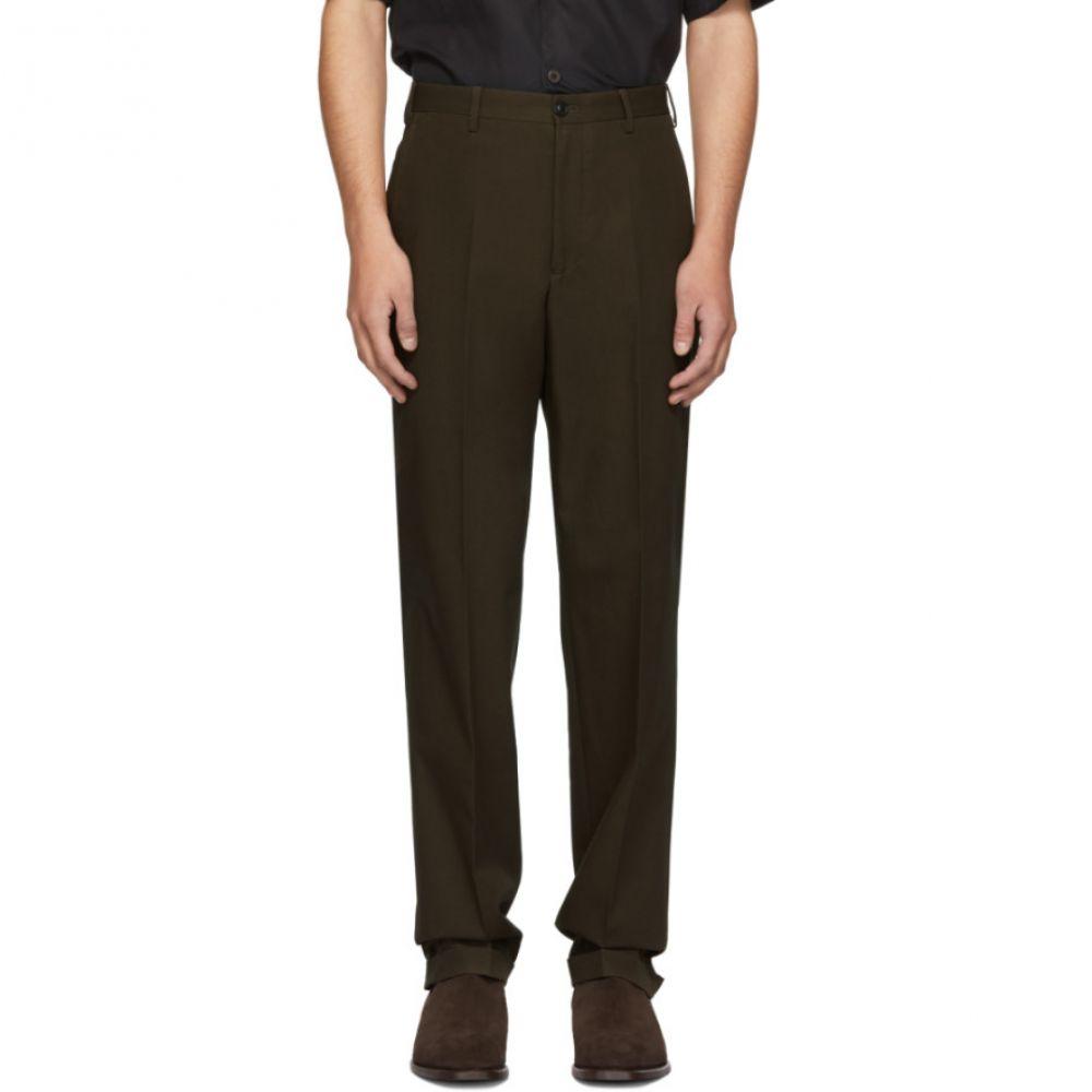 コブラ S.C. Cobra S.C. メンズ ボトムス・パンツ【Brown Twill Classics Trousers】