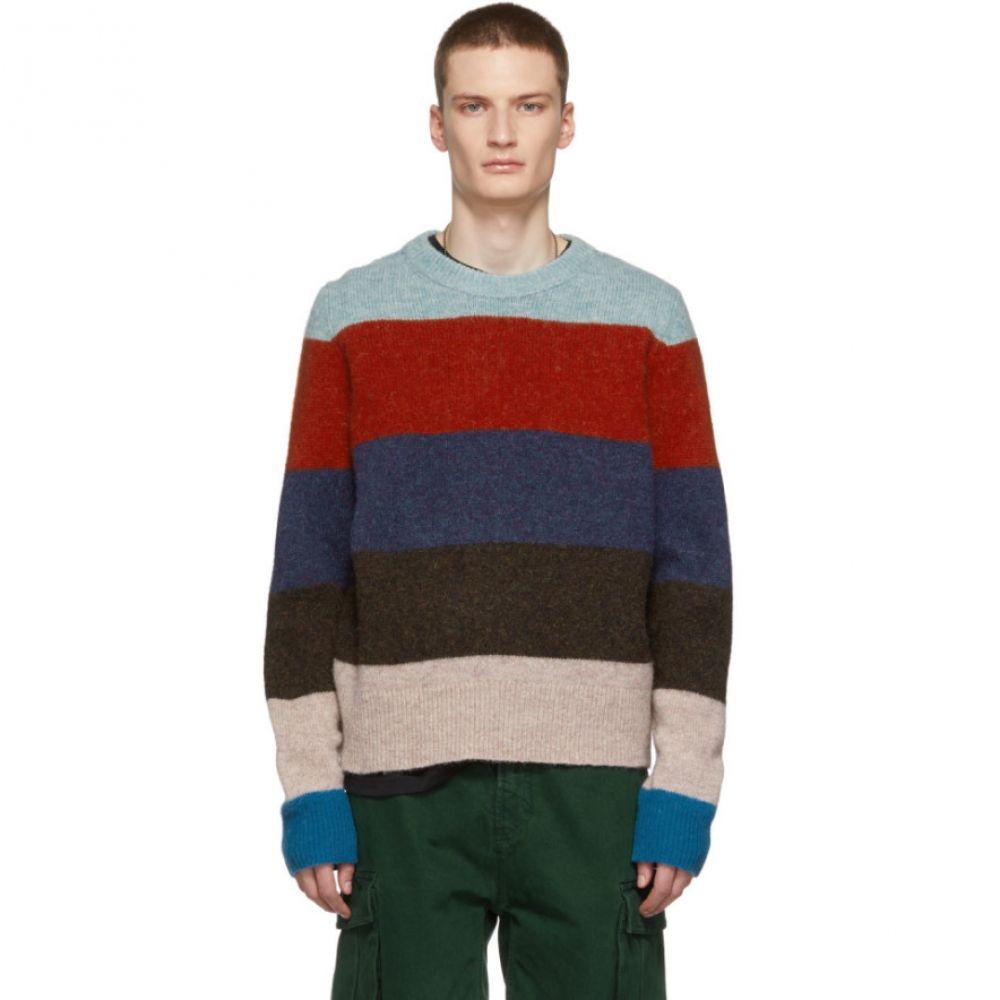 アクネ ストゥディオズ Acne Studios メンズ トップス ニット・セーター【Multicolor Striped Kai Sweater】