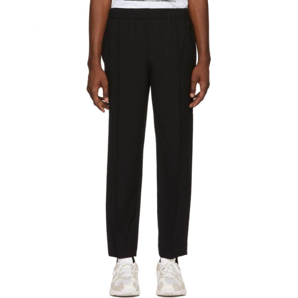 アレキサンダー ワン Alexander Wang メンズ ボトムス・パンツ【Black Splittable Tailored Trousers】