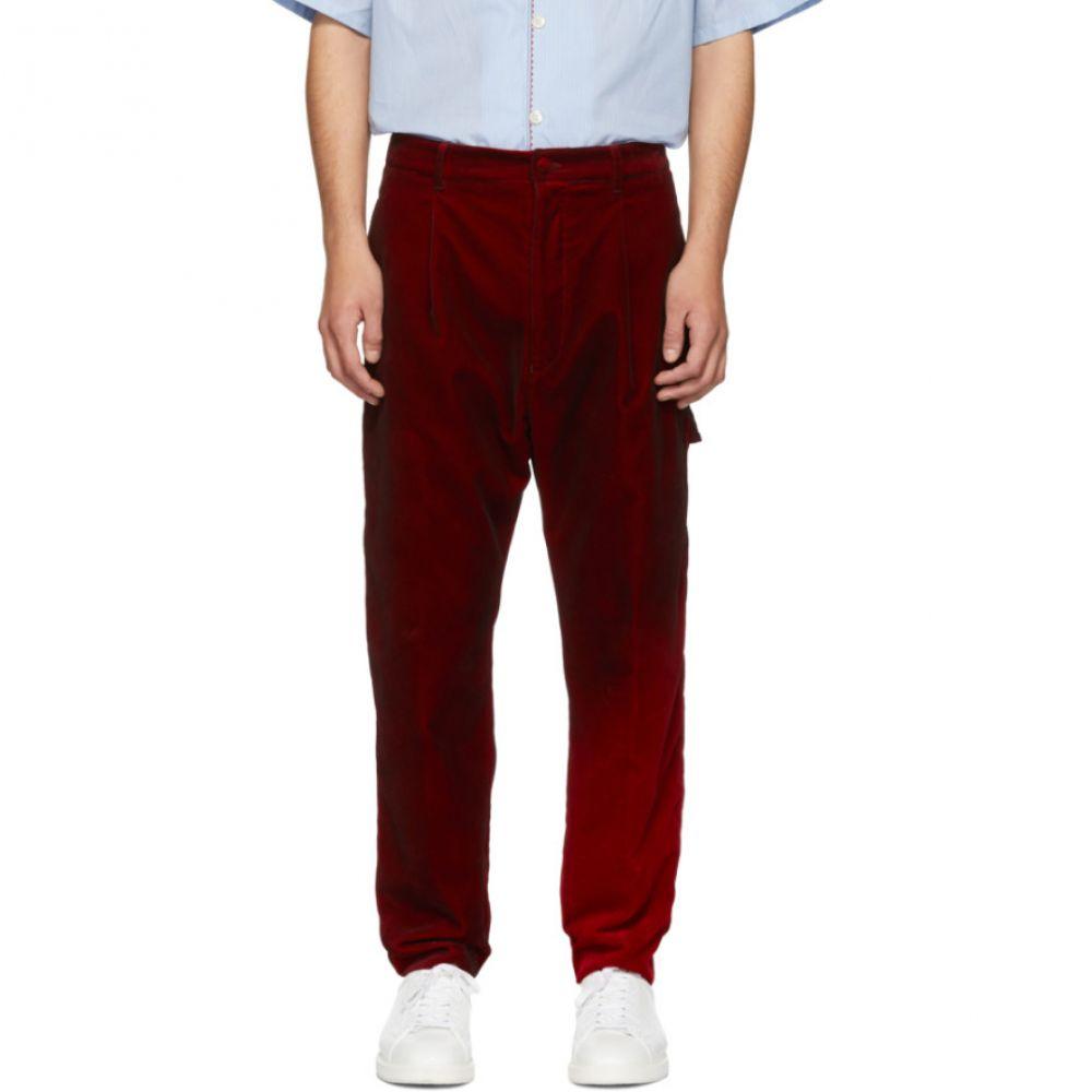 ゴールデン グース Golden Goose メンズ ボトムス・パンツ【Red Velvet Fenix Trousers】