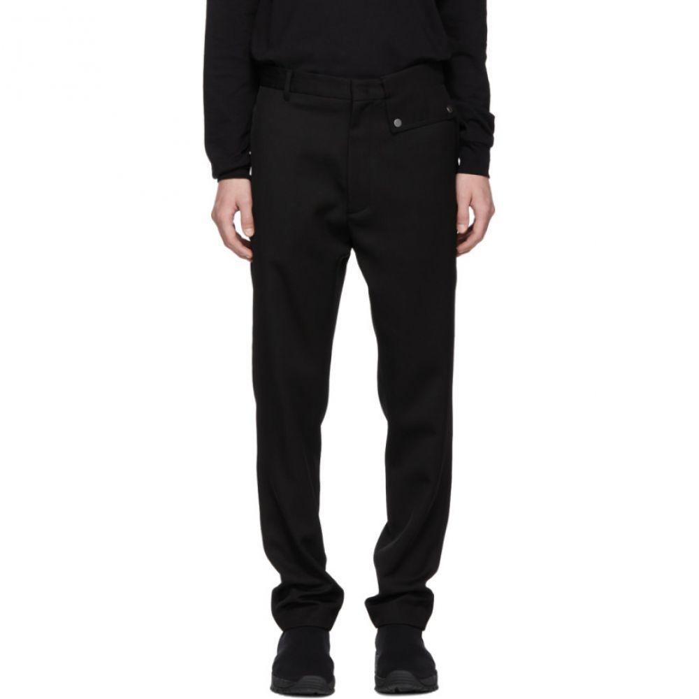 コモン スウェーデン CMMN SWDN メンズ ボトムス・パンツ【Black Stenson Trousers】