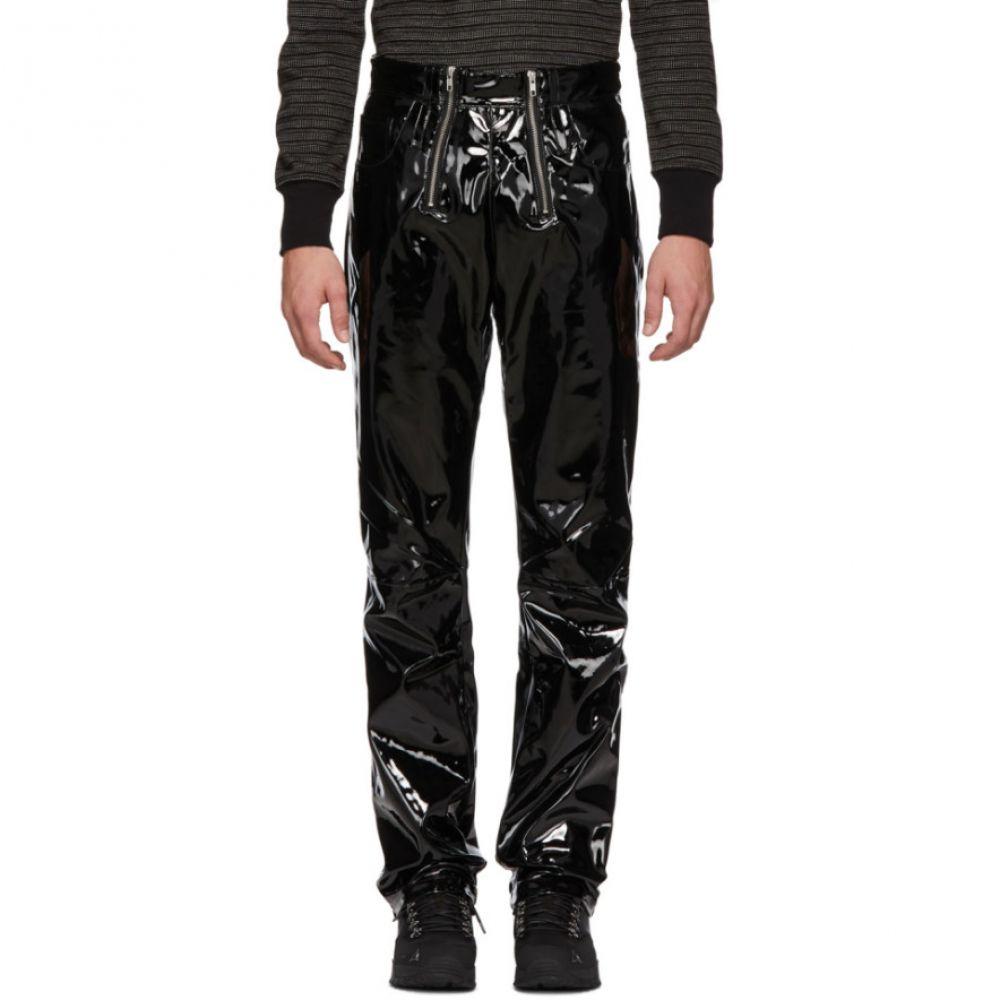 ゲーエムベーハー GmbH メンズ ボトムス・パンツ【Black Thor TPU Trousers】