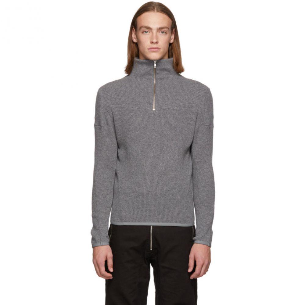 ゲーエムベーハー GmbH メンズ トップス ニット・セーター【Grey Moses Sweater】