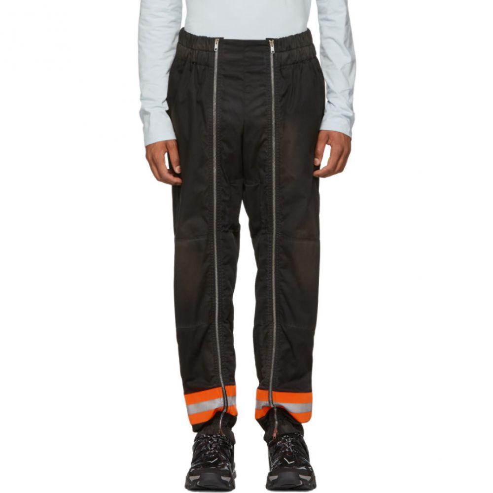 カルバンクライン Calvin Klein 205W39NYC メンズ ボトムス・パンツ【Black Worker Trousers】