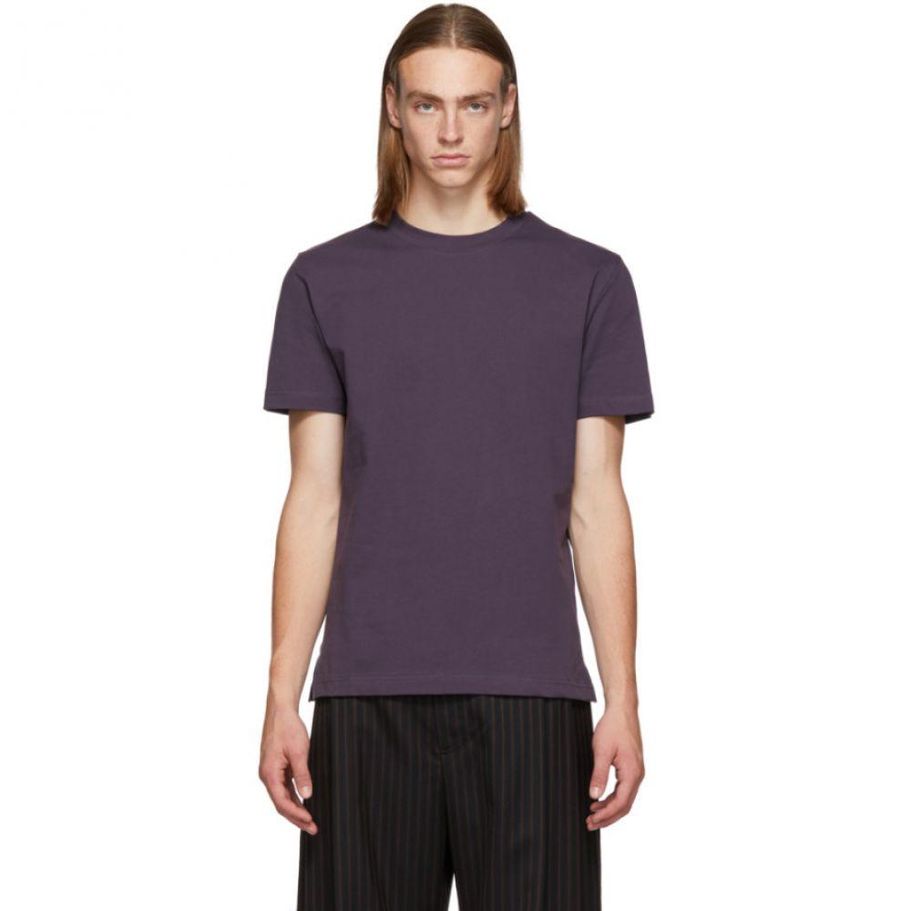 ル オムルージュ L'Homme Rouge メンズ トップス Tシャツ【Purple Needs T-Shirt】