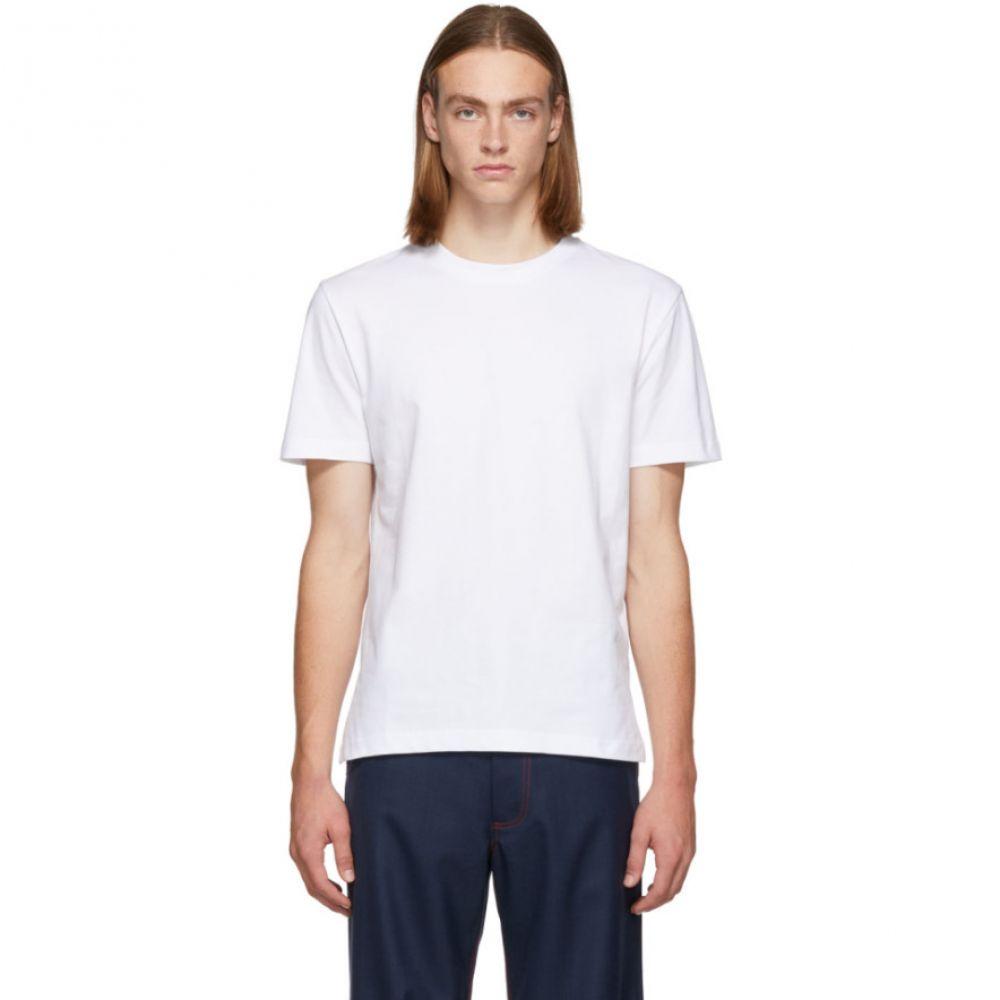 ル オムルージュ L'Homme Rouge メンズ トップス Tシャツ【White Needs T-Shirt】