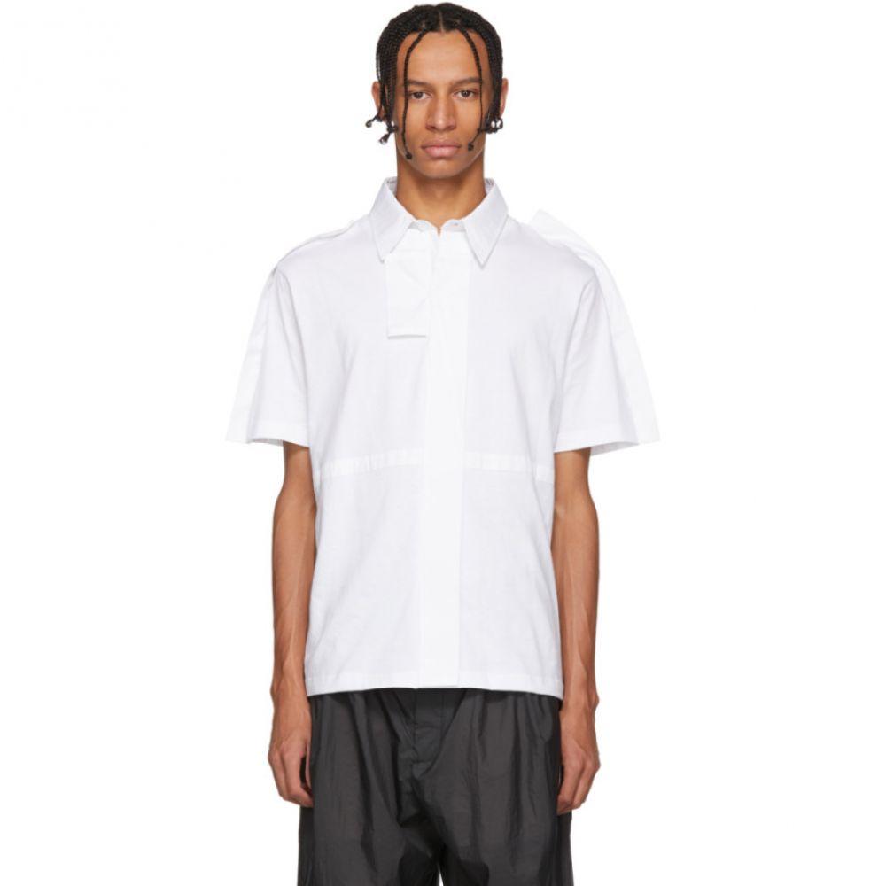 クレイググリーン Craig Green メンズ トップス Tシャツ【White Fin Polo T-Shirt】
