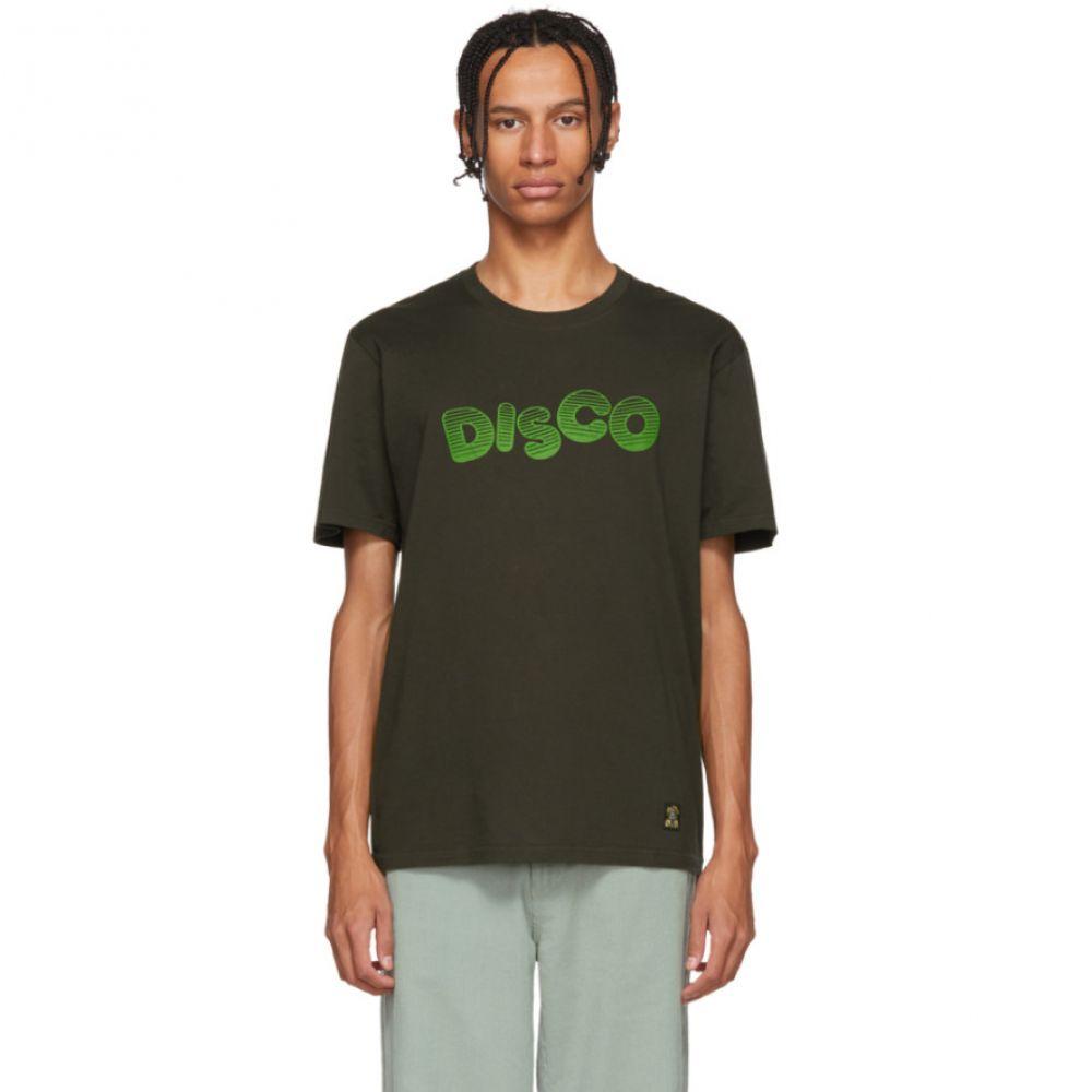 ワコマリア Wacko Maria メンズ トップス Tシャツ【Grey 'Disco' Standard T-Shirt】