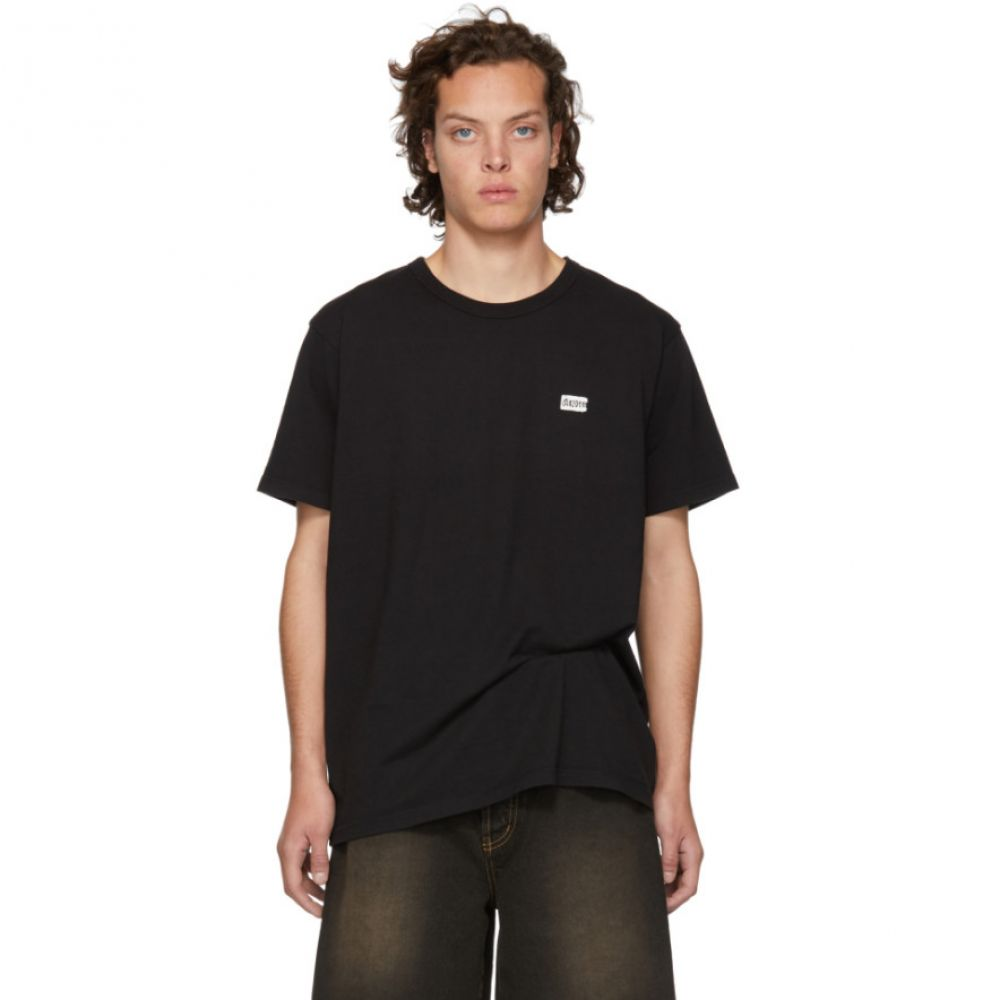 ビアンカシャンドン Bianca Chandon メンズ トップス Tシャツ【Black Price Tag T-Shirt】