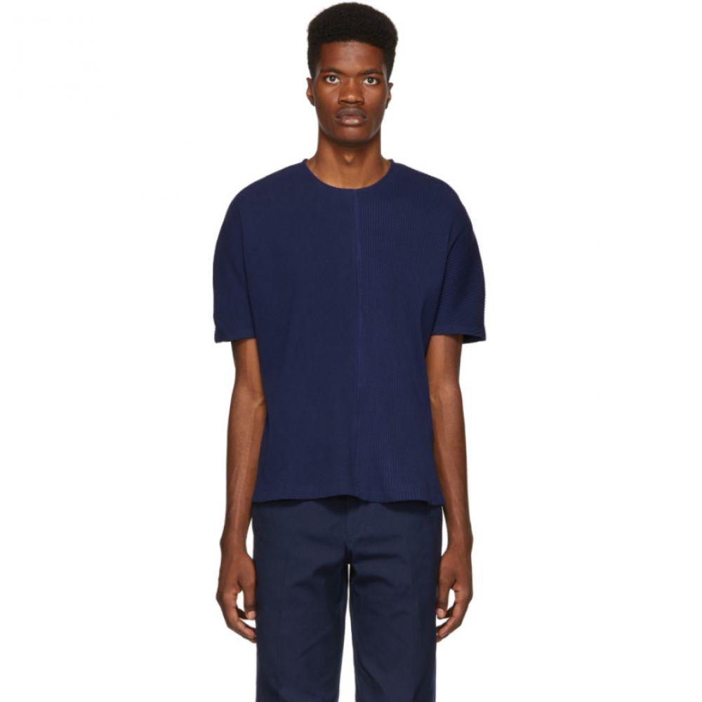グッドファイト Goodfight メンズ トップス Tシャツ【Blue B-Side Dolman Rib T-Shirt】