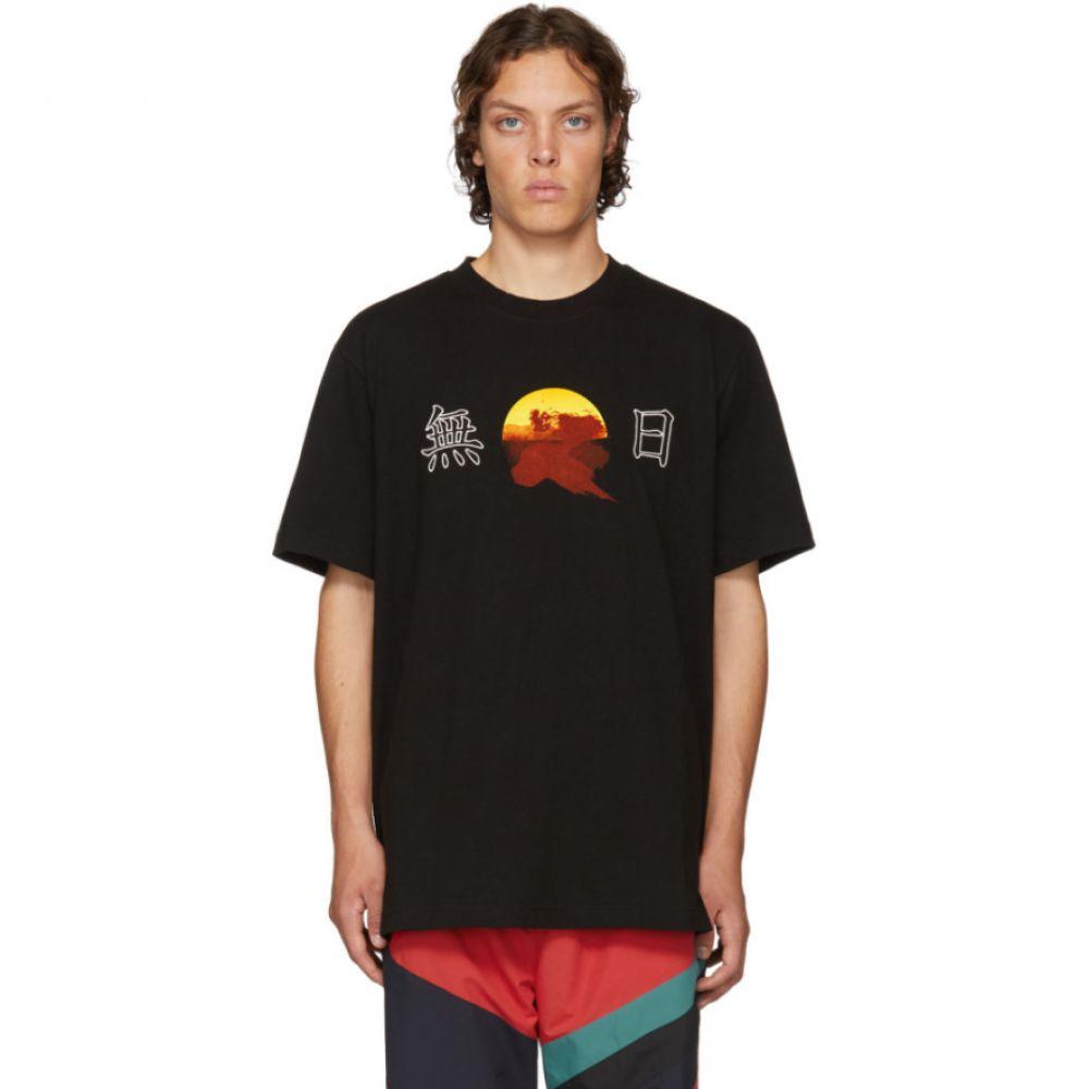 D BY D メンズ トップス Tシャツ【Black No Sun T-Shirt】