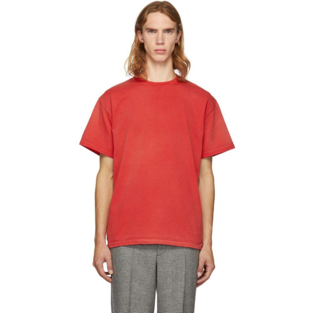 ジョン エリオット John Elliott メンズ トップス Tシャツ【Red Replica T-Shirt】