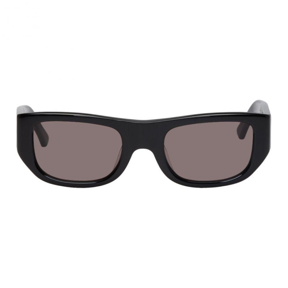 アンブッシュ Ambush レディース メガネ・サングラス【Black Courtney Sunglasses】