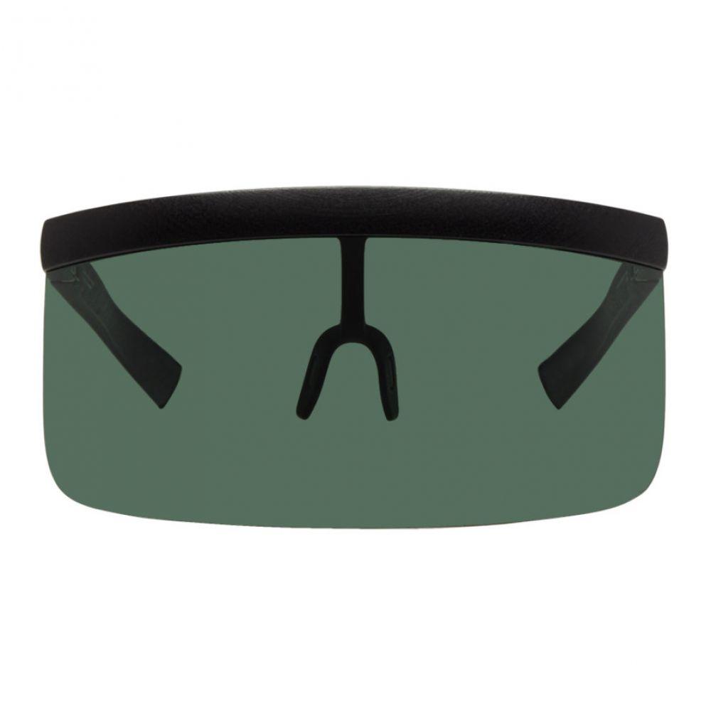 マイキータ Mykita レディース メガネ・サングラス【Black Bernhard Willhelm Edition Daisuke MD 1 Sunglasses】