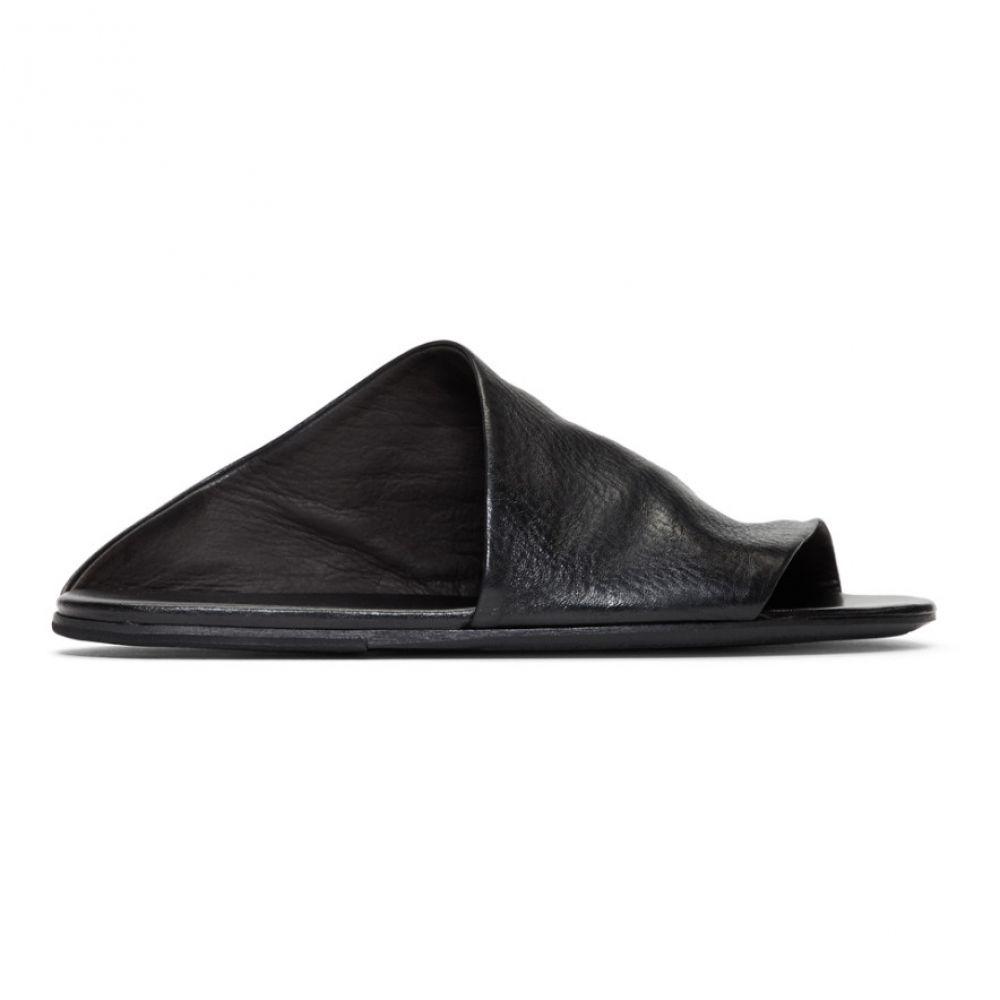 マルセル Marsell Arsella メンズ メンズ シューズ・靴 サンダル【Black Marsell Arsella Sandals】, おたからや:13746f10 --- sunward.msk.ru