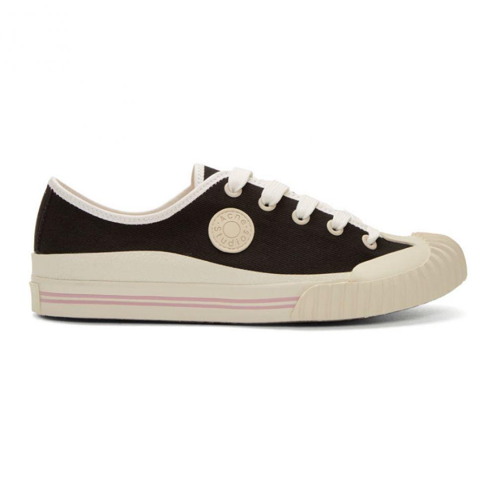 アクネ ストゥディオズ Acne Studios メンズ テニス シューズ・靴【Black Bla Konst Tennis Sneakers】