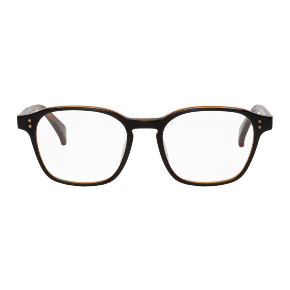 レーン RAEN メンズ メガネ・サングラス【Black & Tan Rowan Glasses】