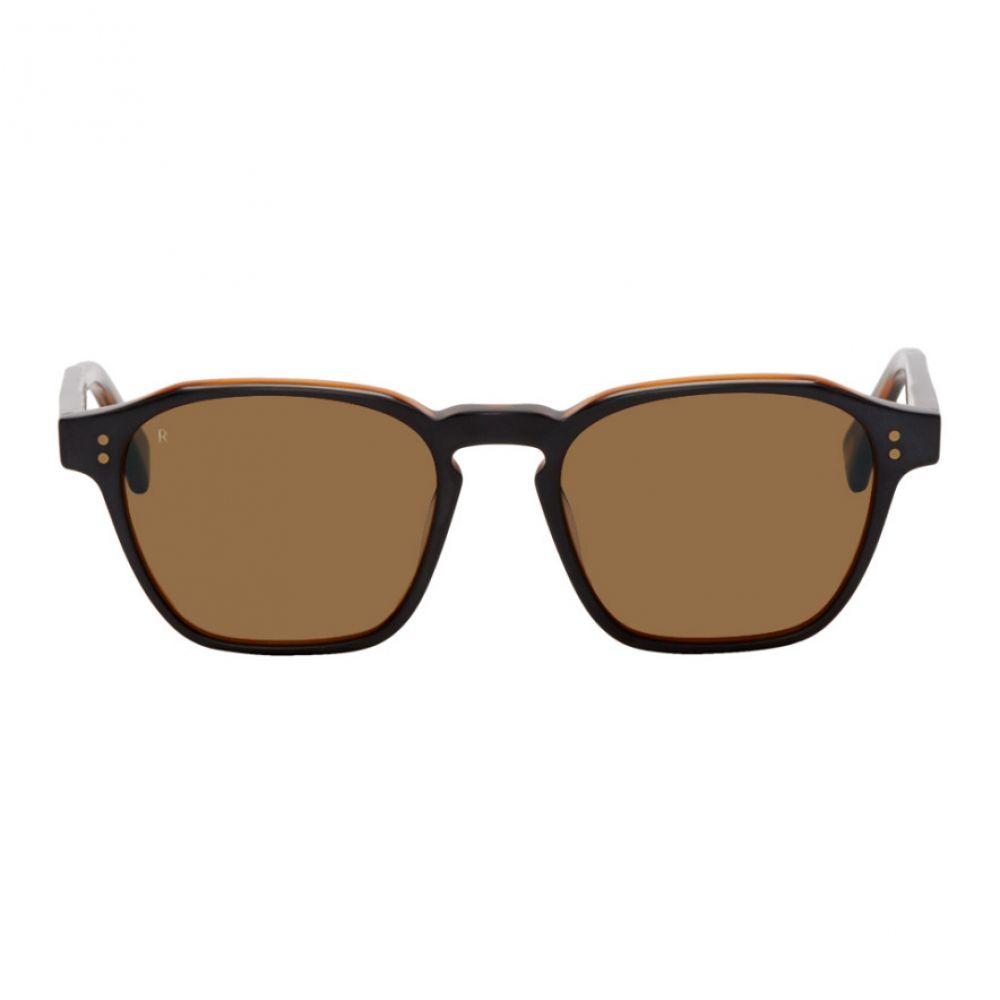 レーン RAEN メンズ メガネ・サングラス【Black & Tan Aren Sunglasses】