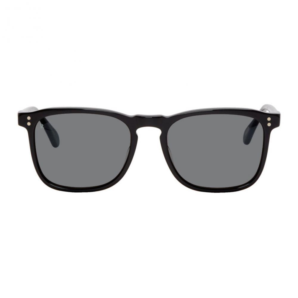 レーン RAEN メンズ メガネ・サングラス【Black Wiley Sunglasses】