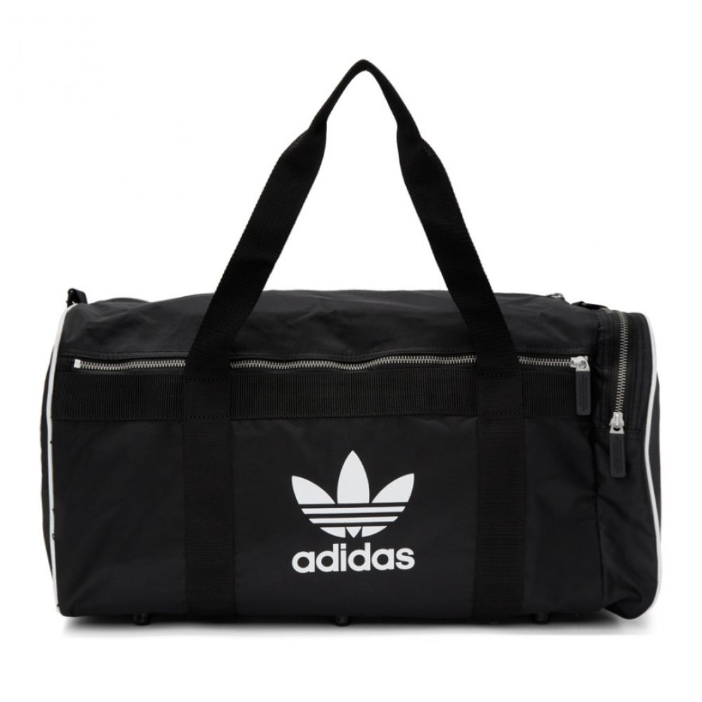 アディダス adidas Originals レディース バッグ ボストンバッグ・ダッフルバッグ【Black Large Duffle Bag】