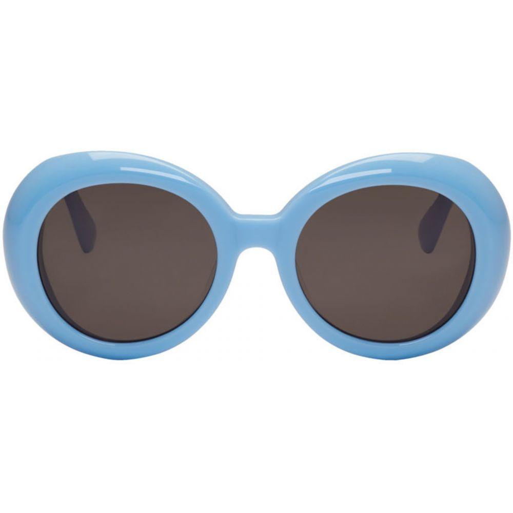 ジェントルモンスター Gentle Monster メンズ メガネ・サングラス【Blue 'Red Pocket' Sunglasses】