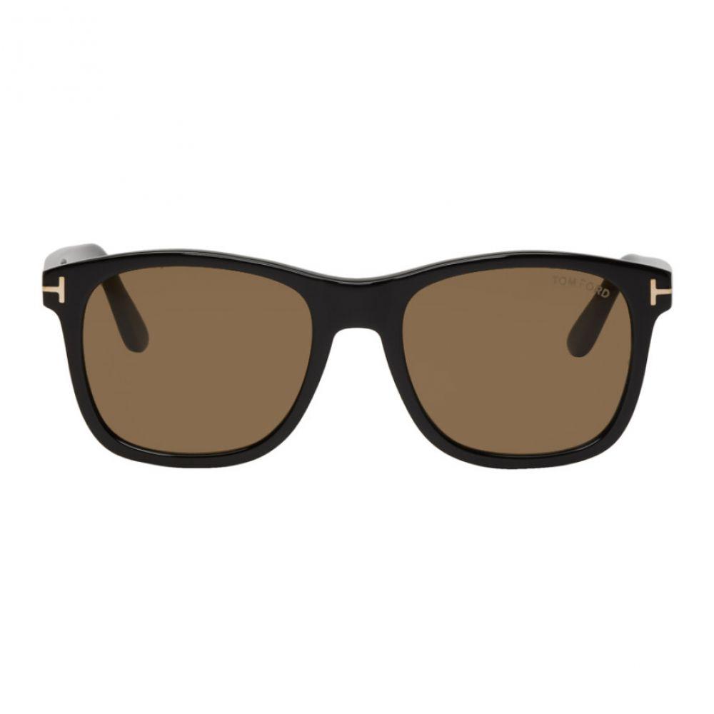 トム フォード Tom Ford メンズ メガネ・サングラス【Black Eric Sunglasses】