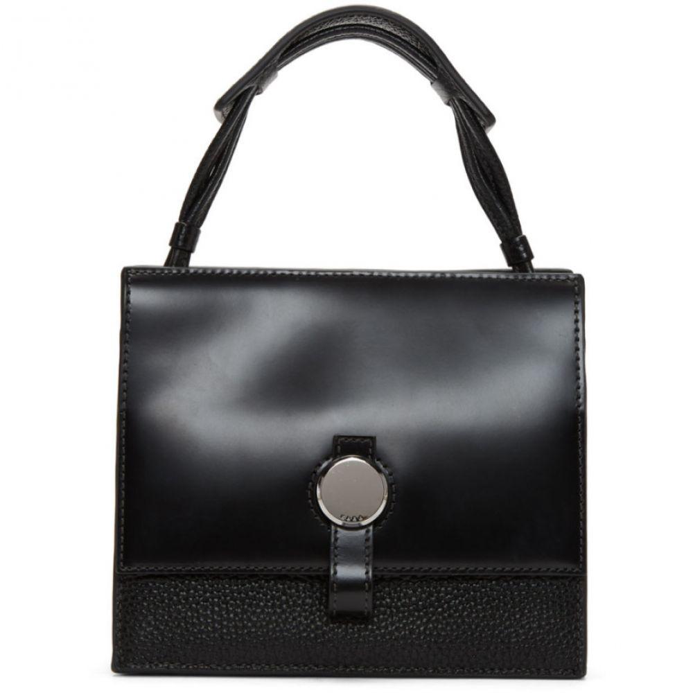 カラ Kara レディース バッグ ショルダーバッグ【Black Baby Moon Crossbody Bag】