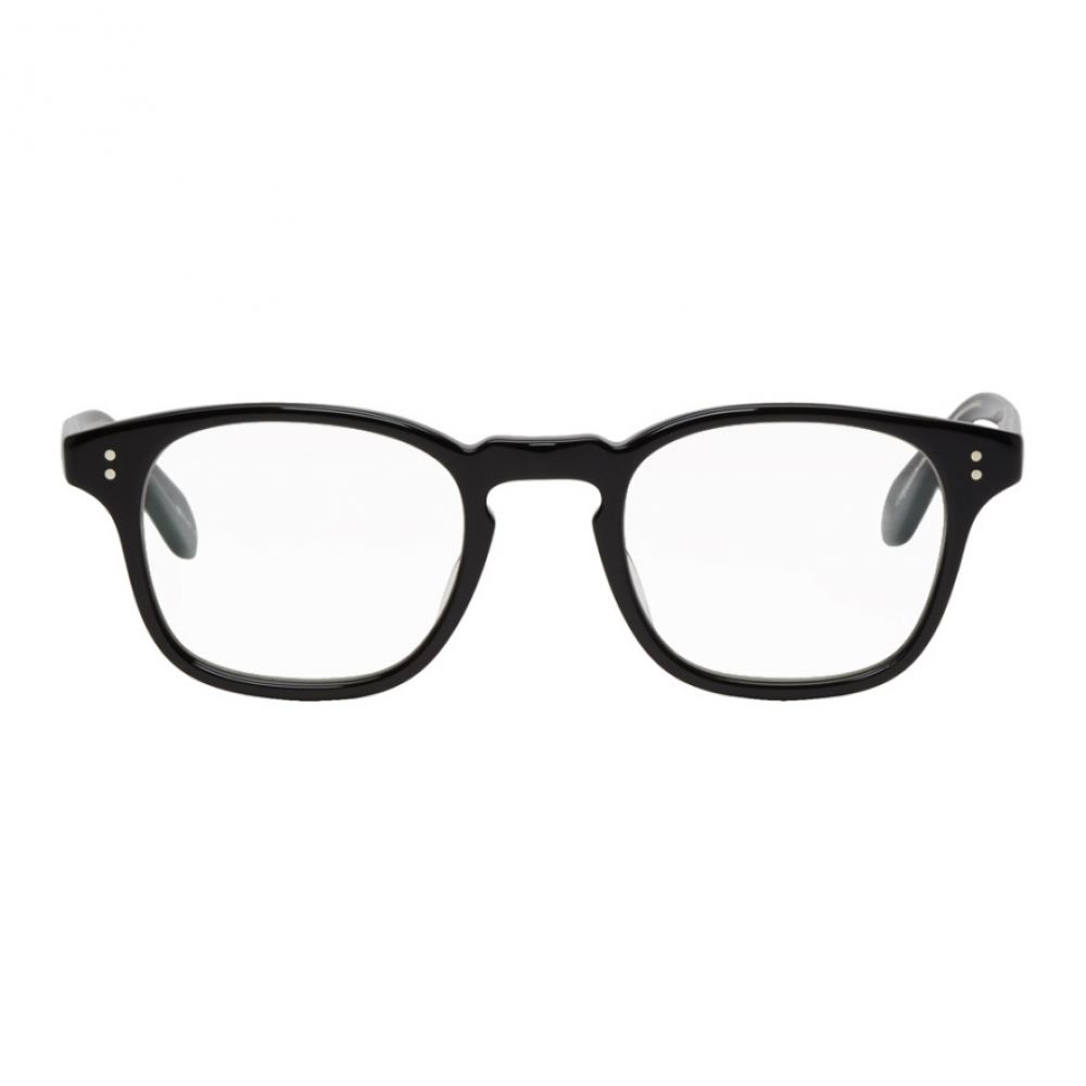 ギャレットライト Garrett Leight メンズ メガネ・サングラス【Black Thornton Glasses】
