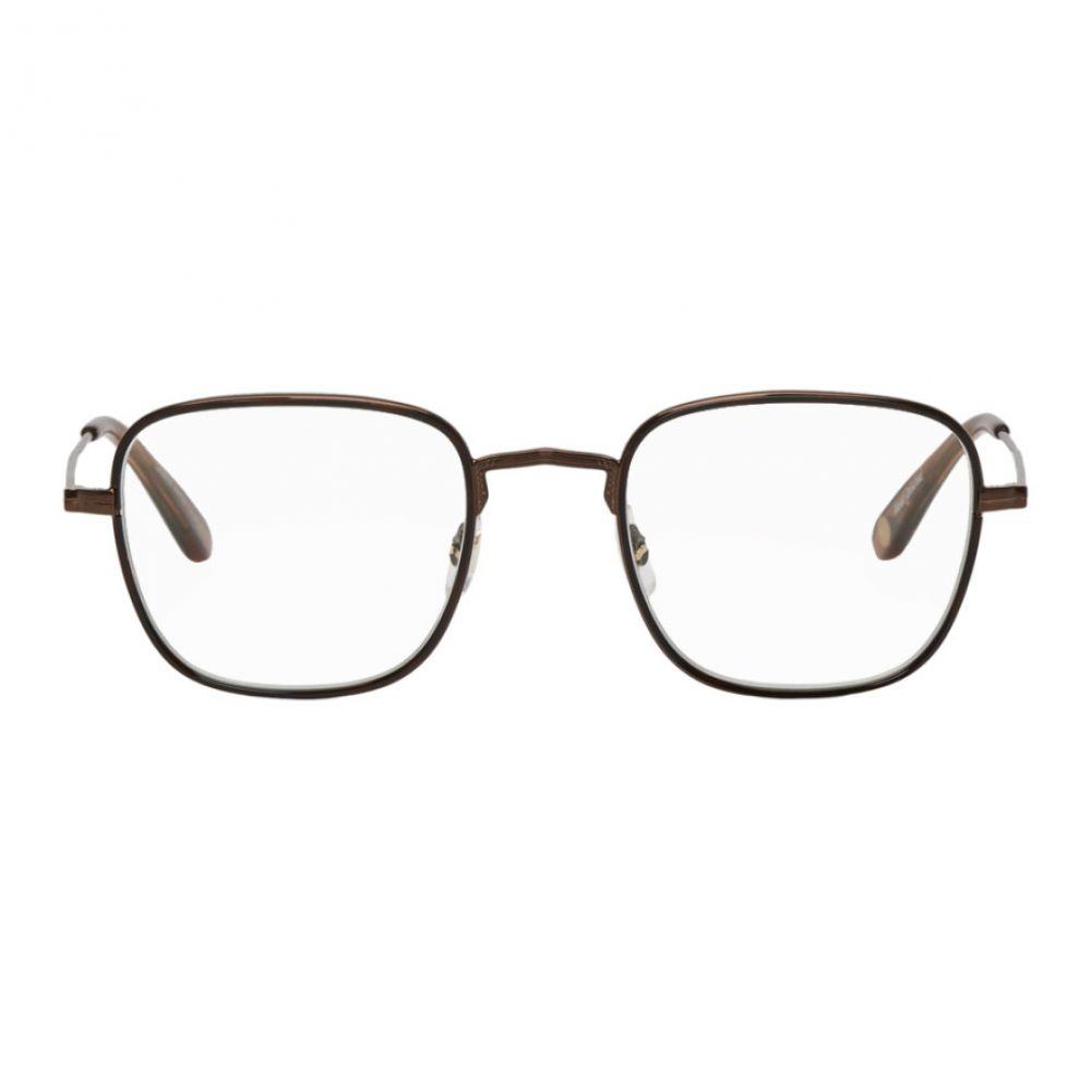 ギャレットライト Garrett Leight メンズ メガネ・サングラス【Brown Preston Glasses】