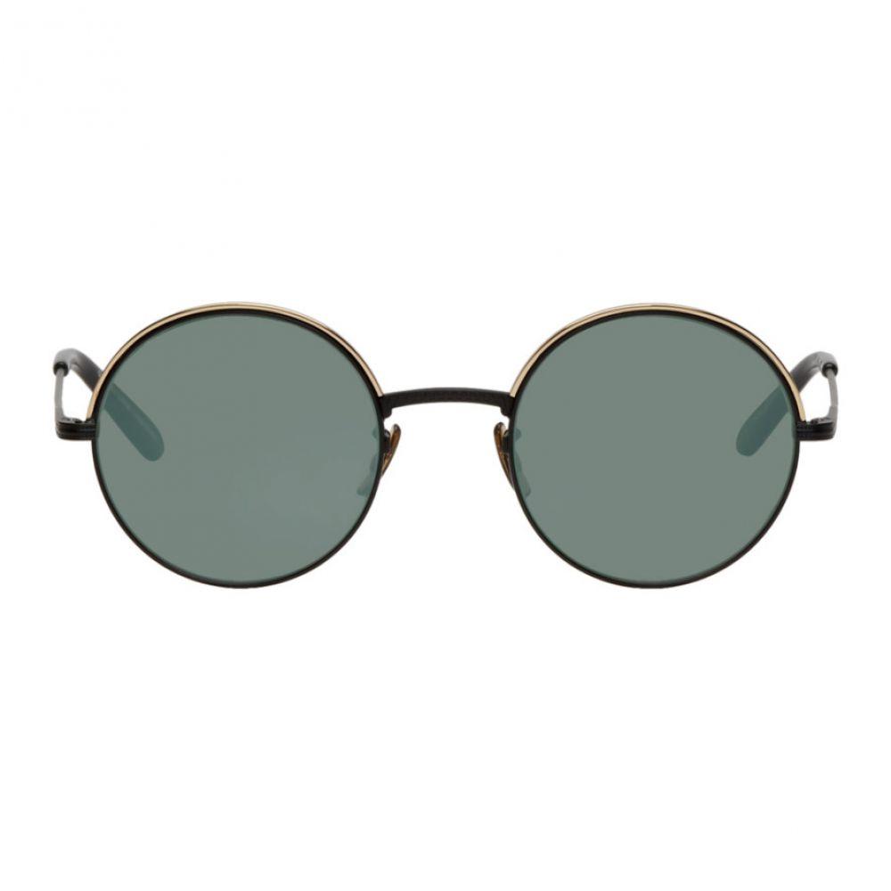 ギャレットライト Garrett Leight メンズ メガネ・サングラス【Black Seville Sunglasses】