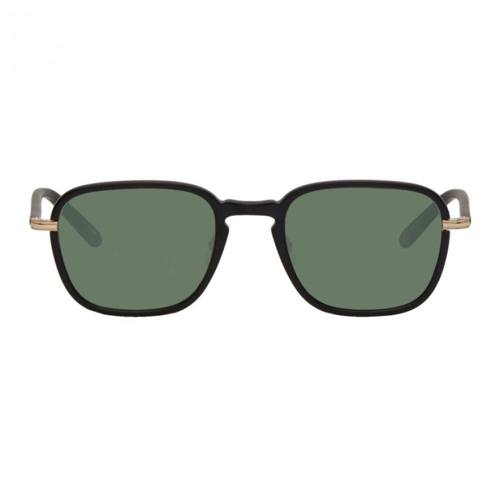 ギャレットライト Garrett Leight メンズ メガネ・サングラス【Black Pier Sunglasses】