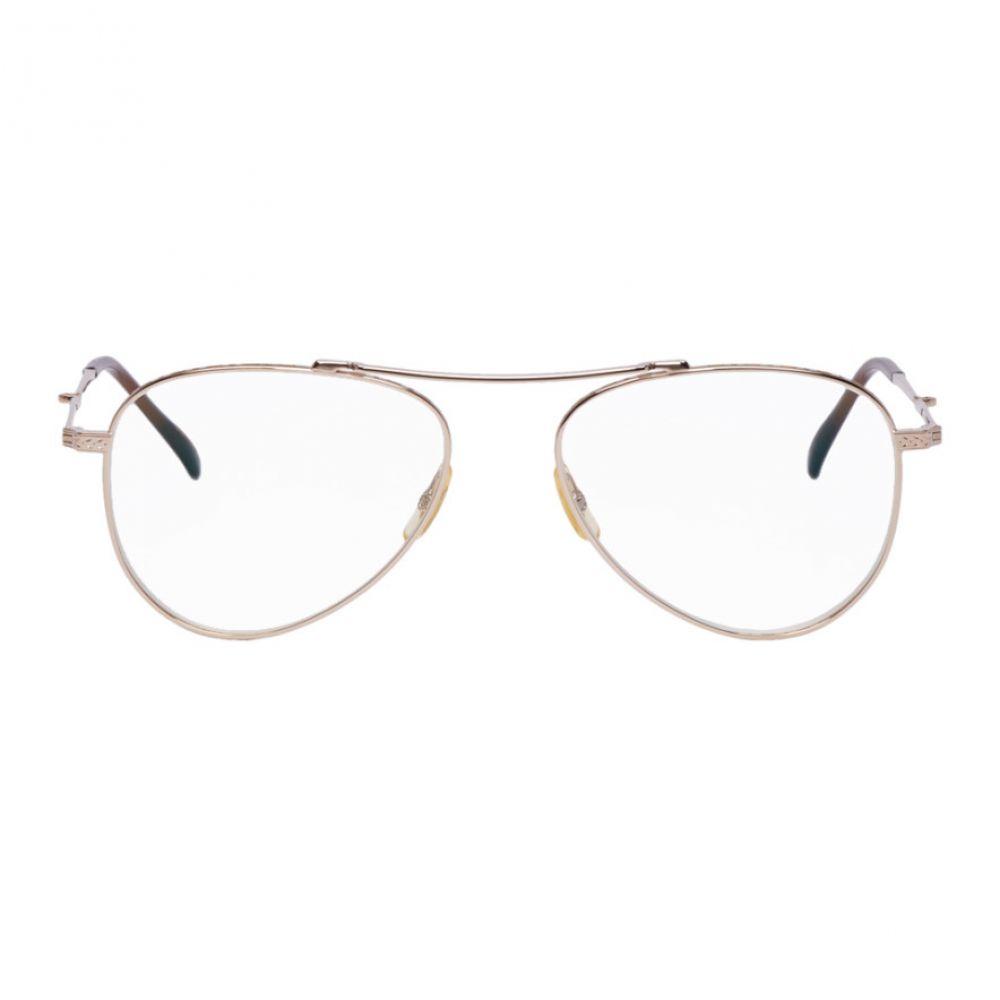 ミスター ライト Mr. Leight メンズ メガネ・サングラス【Gold Ichi C Glasses】