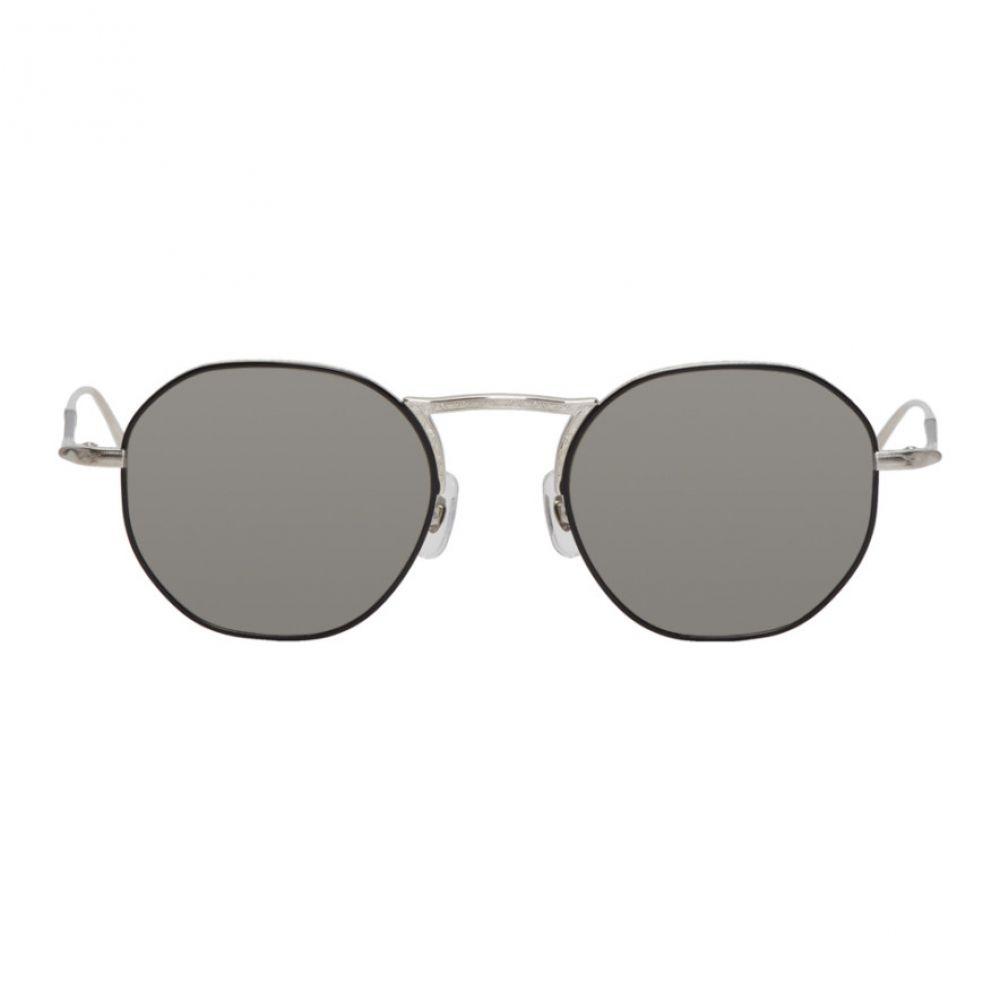 マツダ Matsuda メンズ メガネ・サングラス【Silver Mirrored M3057 Sunglasses】