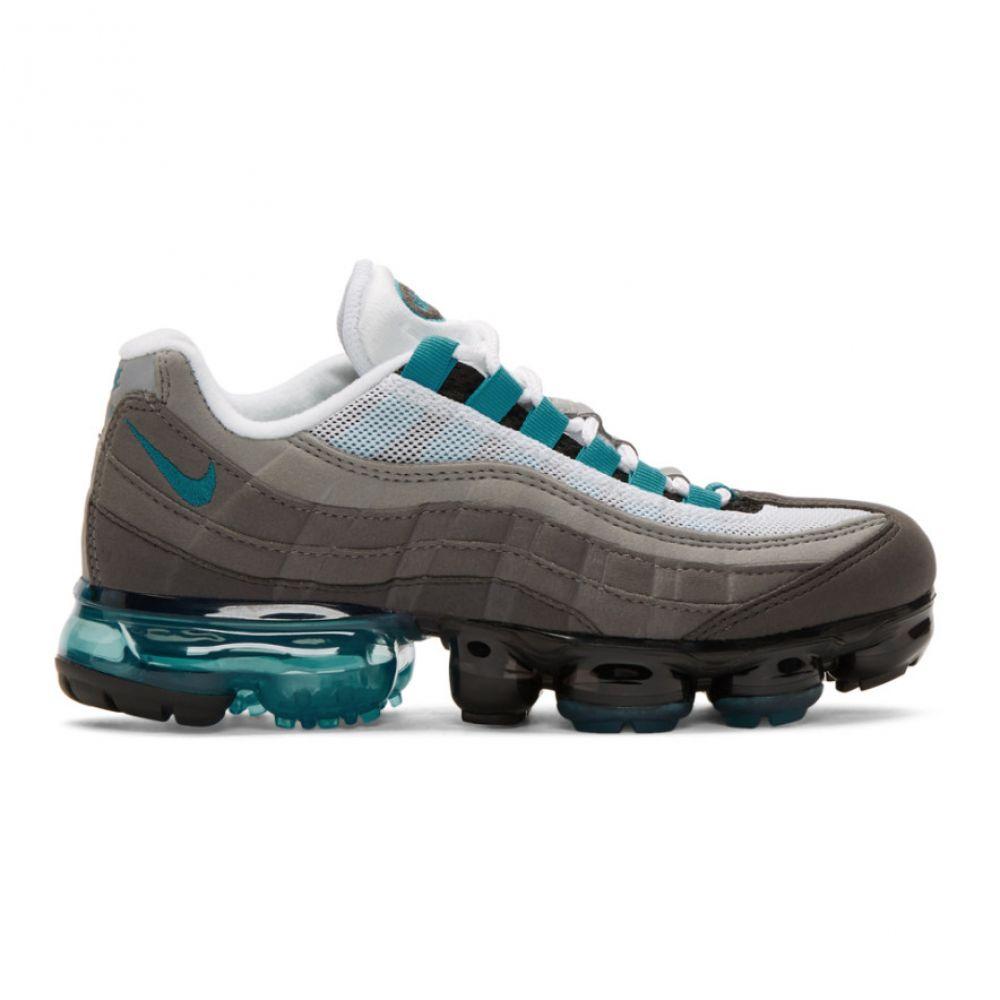 ナイキ Nike レディース シューズ・靴 スニーカー【Black & Blue Air Vapormax 95 Sneakers】