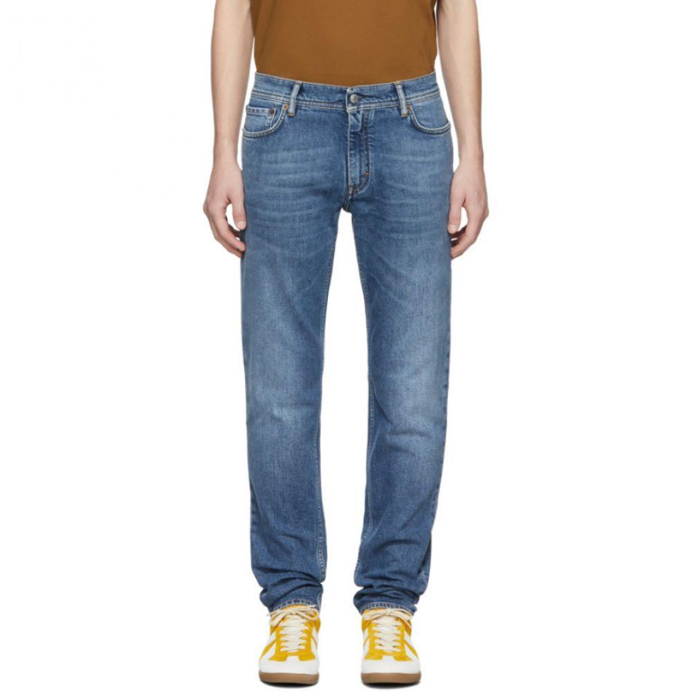 アクネ メンズ ストゥディオズ Acne Studios メンズ ボトムス アクネ・パンツ Acne ジーンズ・デニム【Blue Bla Konst Mid North Jeans】, HANEYA Design -ハネヤデザイン-:935538bd --- sunward.msk.ru