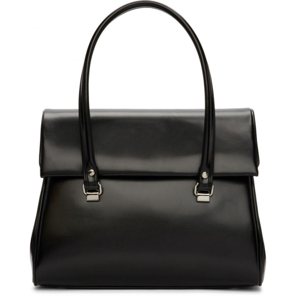 コム デ ギャルソン Comme des Garcons Comme des Garcons レディース バッグ ボストンバッグ・ダッフルバッグ【Black Foldover Duffle Bag】