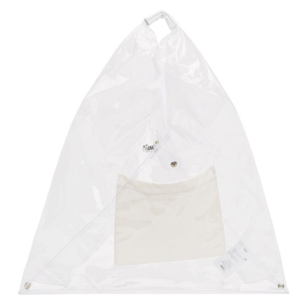 メゾン マルジェラ MM6 Maison Margiela レディース バッグ トートバッグ【Transparent PVC Tote】
