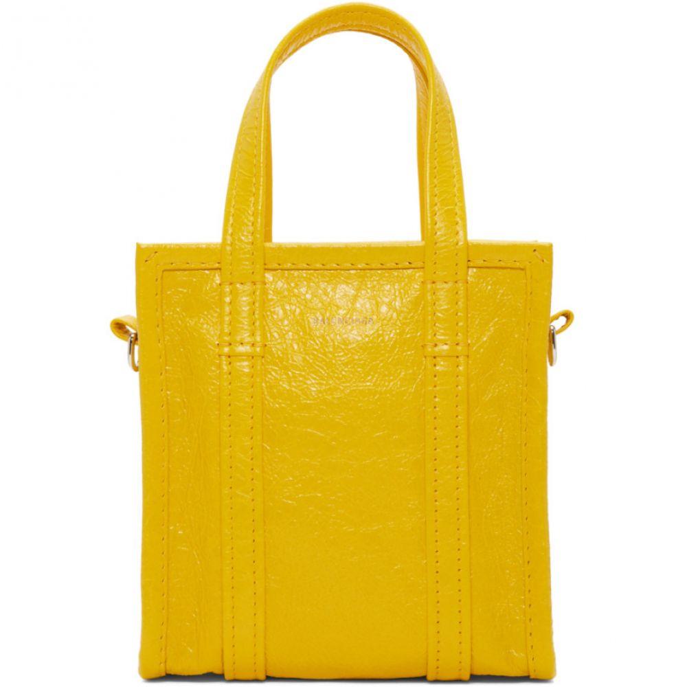 バレンシアガ Balenciaga レディース バッグ トートバッグ【Yellow XXS Bazar Shopper Tote】