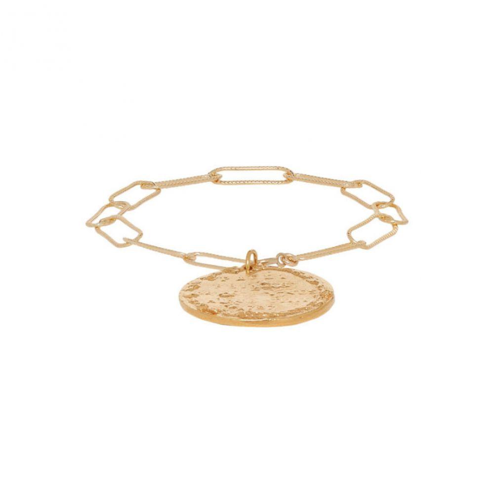 アリギエーリ Alighieri レディース ジュエリー・アクセサリー ブレスレット【Gold 'Il Leone' Bracelet】