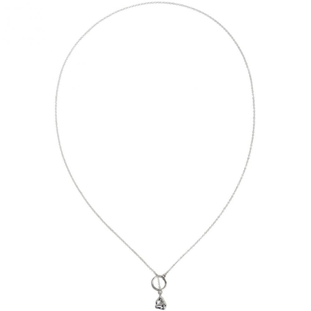 ファリス Faris レディース ジュエリー・アクセサリー ネックレス【Silver Neb Necklace】