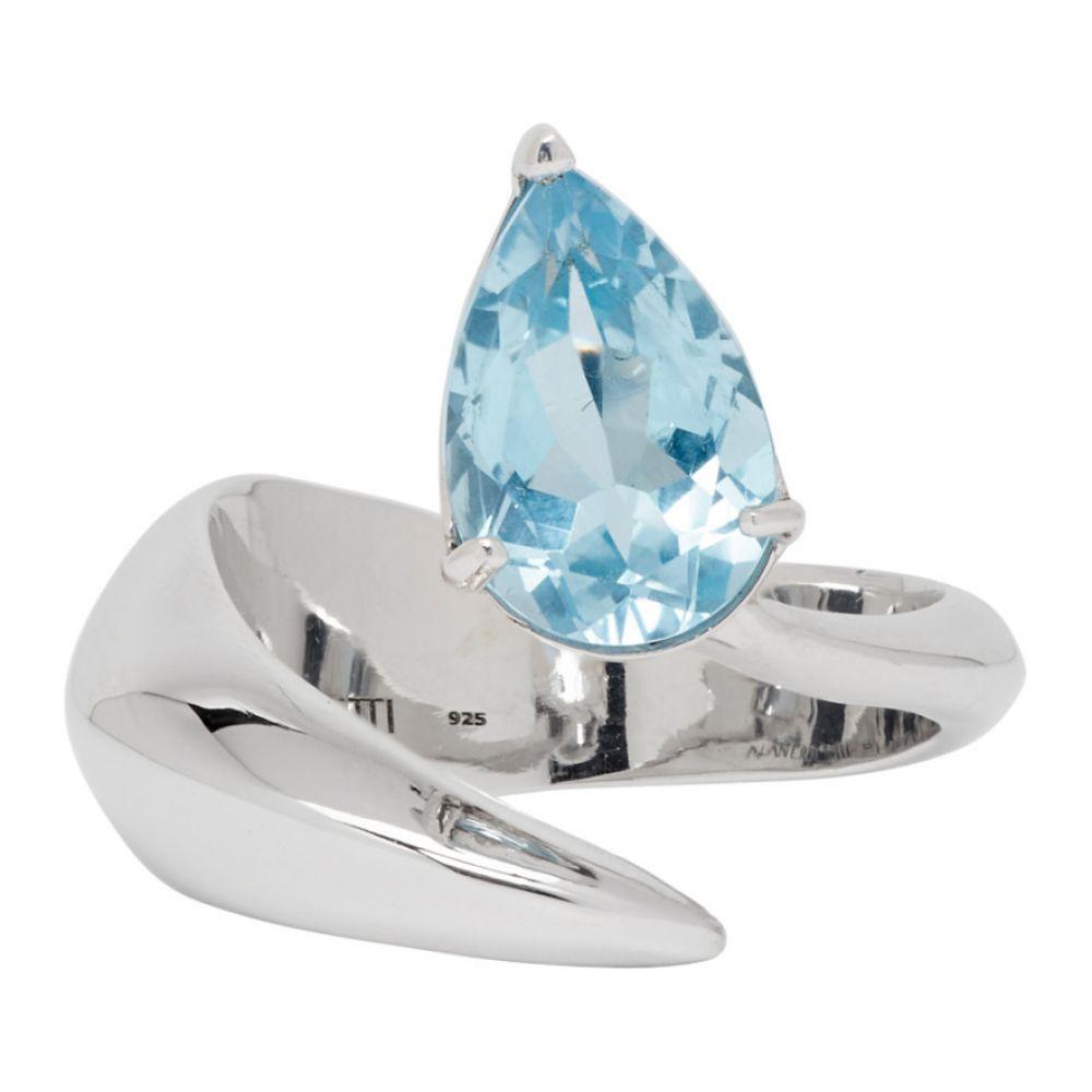 アラン クロセッティ Alan Crocetti レディース ジュエリー・アクセサリー 指輪・リング【Silver 104 Topaz Crystal Ring】