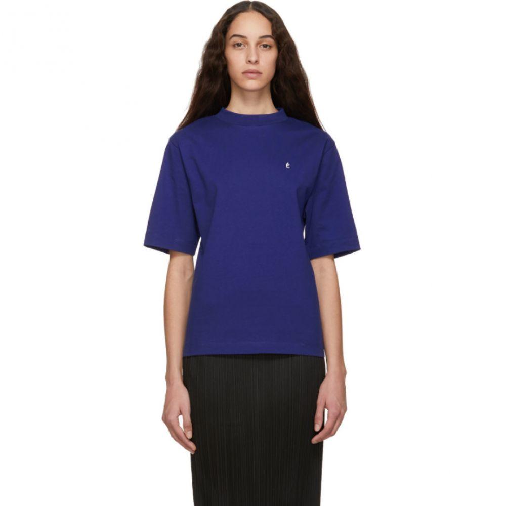 エチュード Etudes レディース トップス Tシャツ【Blue Lakers T-Shirt】