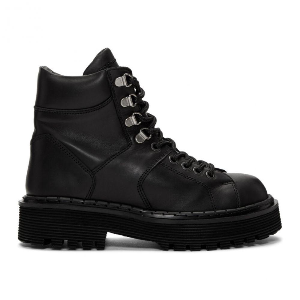ウォンハンドレッド Won Hundred レディース ハイキング・登山 シューズ・靴【Black Mila Hiking Boots】